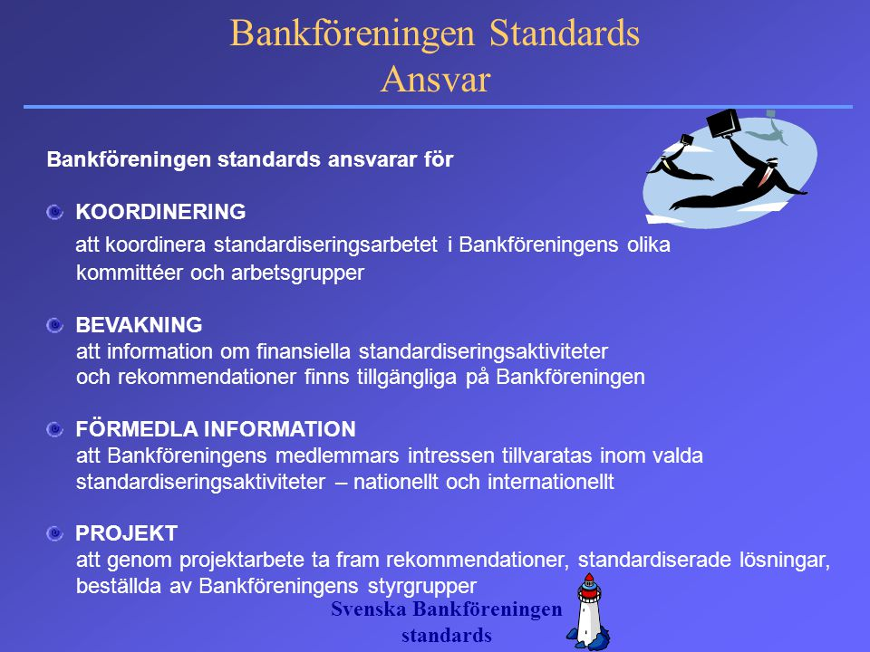Bankföreningen Standards Ansvar