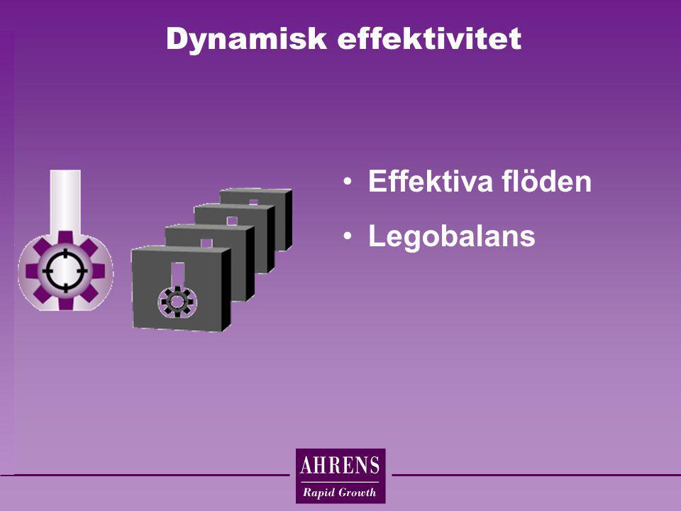 Dynamisk effektivitet
