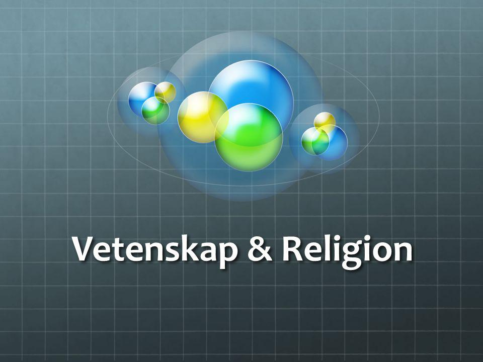 Vetenskap & Religion