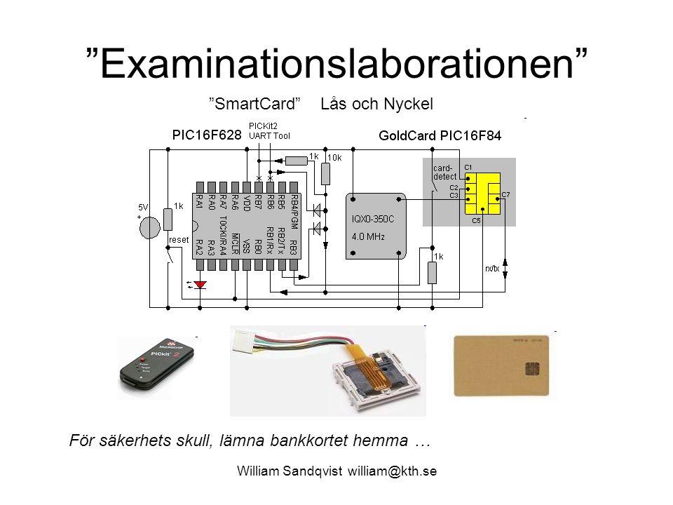Examinationslaborationen