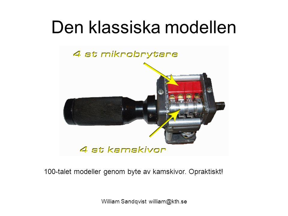 Den klassiska modellen