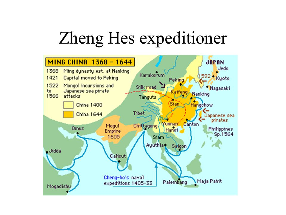 Zheng Hes expeditioner