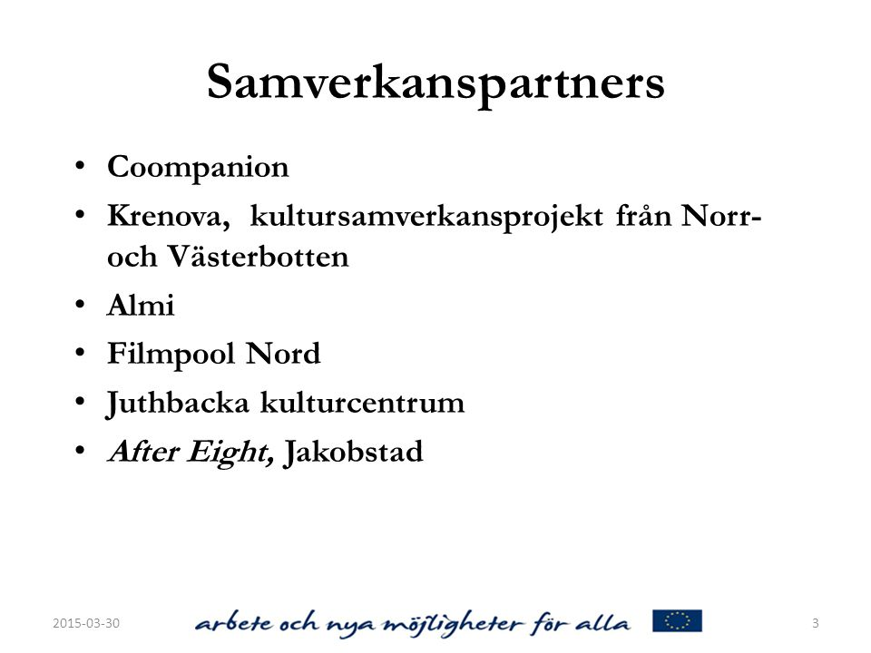 Samverkanspartners Coompanion