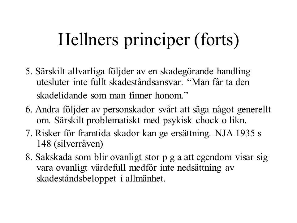 Hellners principer (forts)