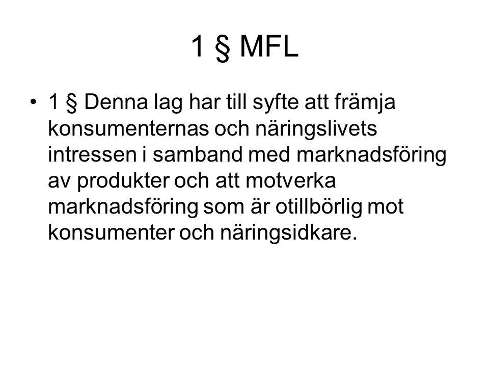 1 § MFL