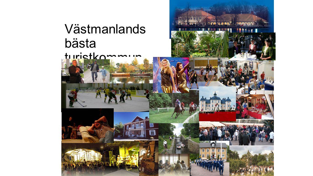 Västmanlands bästa turistkommun