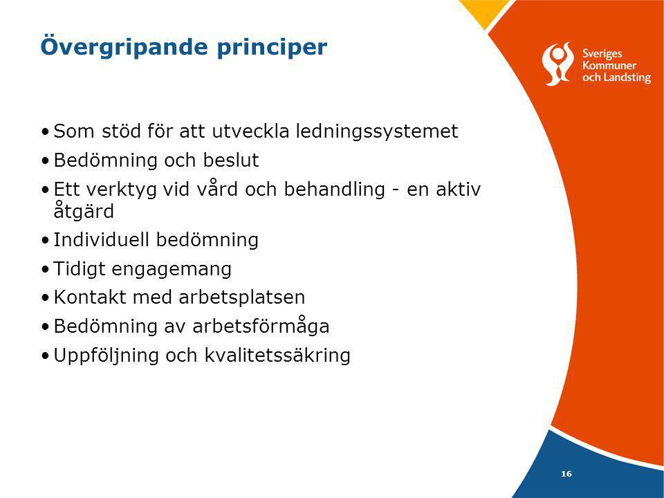 Övergripande principer