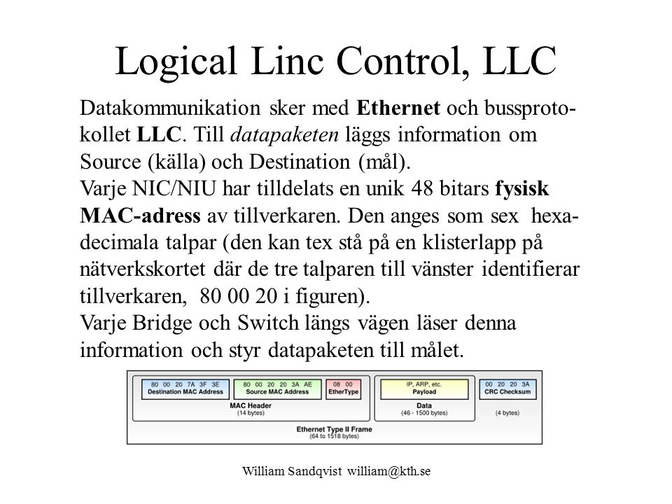 Logical Linc Control, LLC