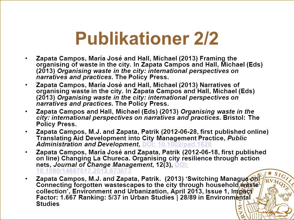 Publikationer 2/2