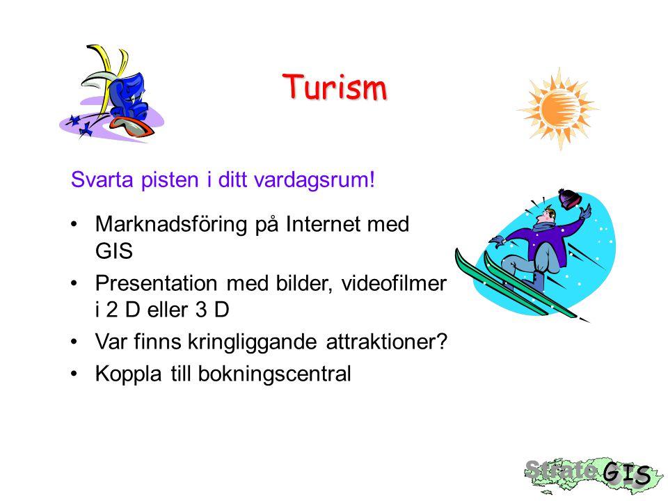Turism Svarta pisten i ditt vardagsrum!
