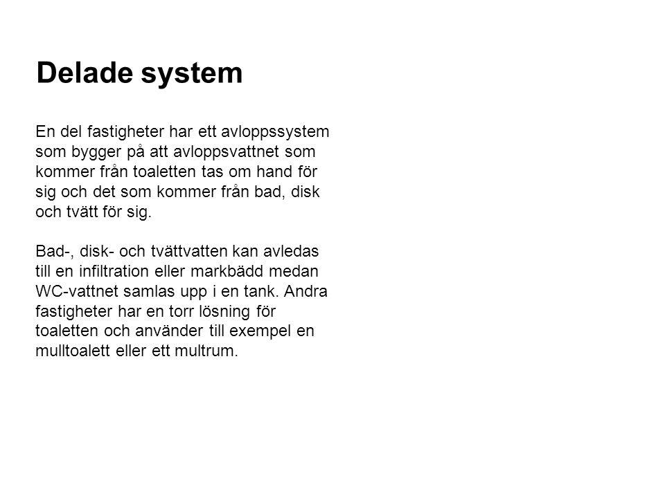 Delade system