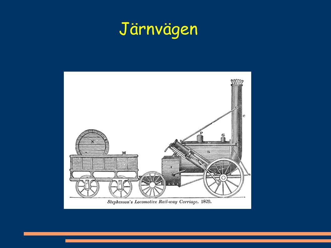 Järnvägen