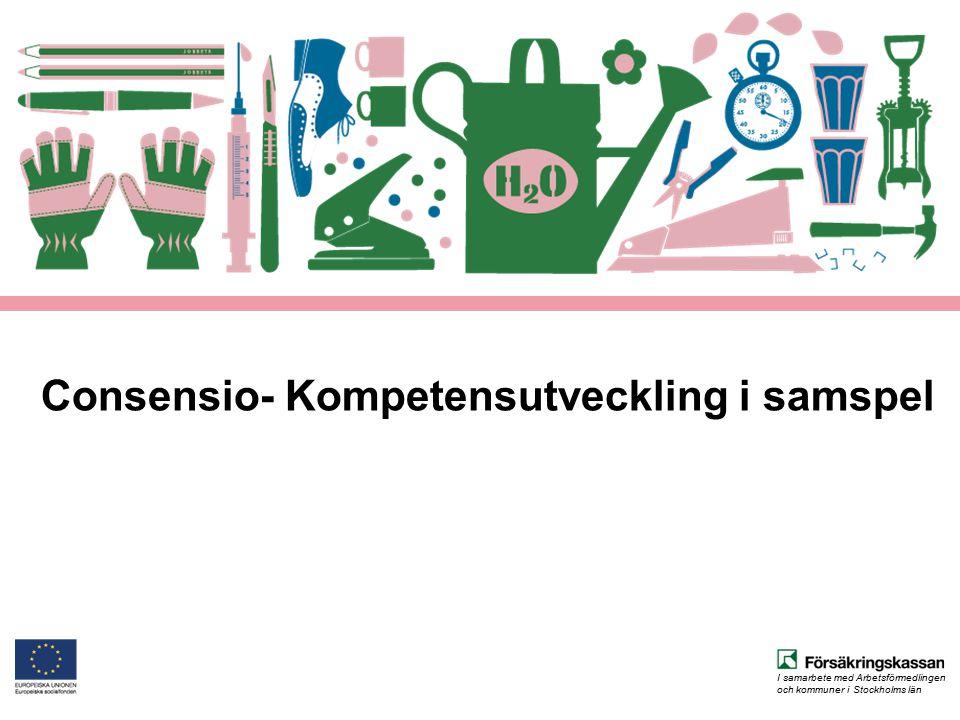 Consensio- Kompetensutveckling i samspel