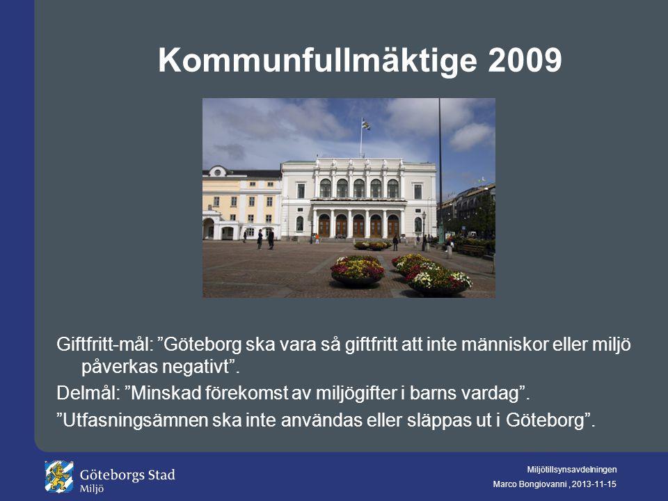 Kommunfullmäktige 2009