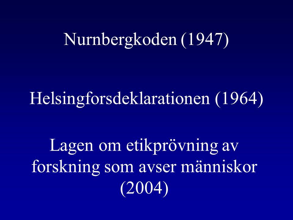 Helsingforsdeklarationen (1964)