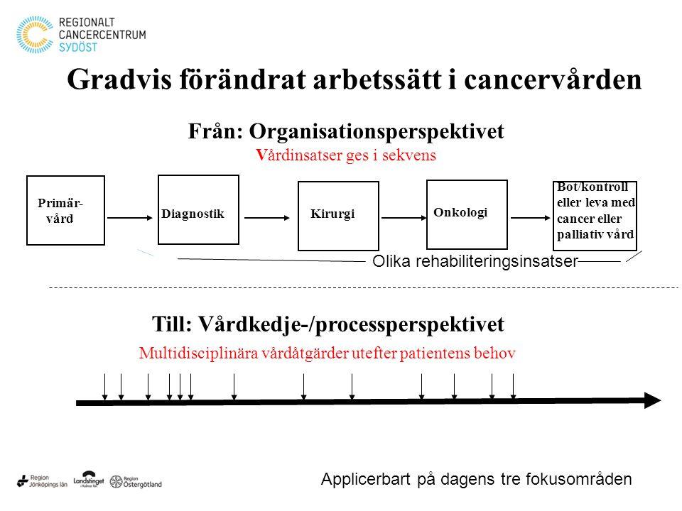 Till: Vårdkedje-/processperspektivet