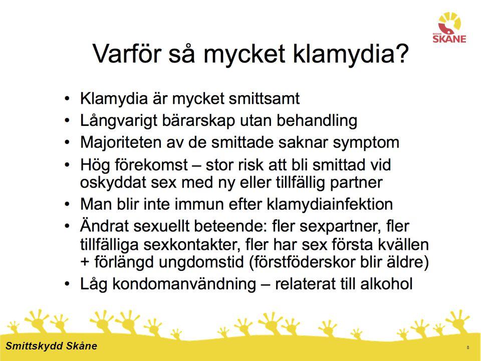 Smittskydd Skåne