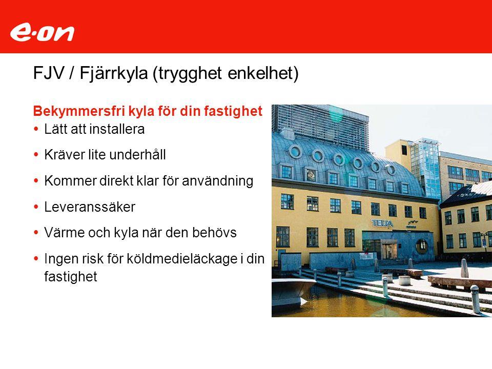 FJV / Fjärrkyla (trygghet enkelhet)