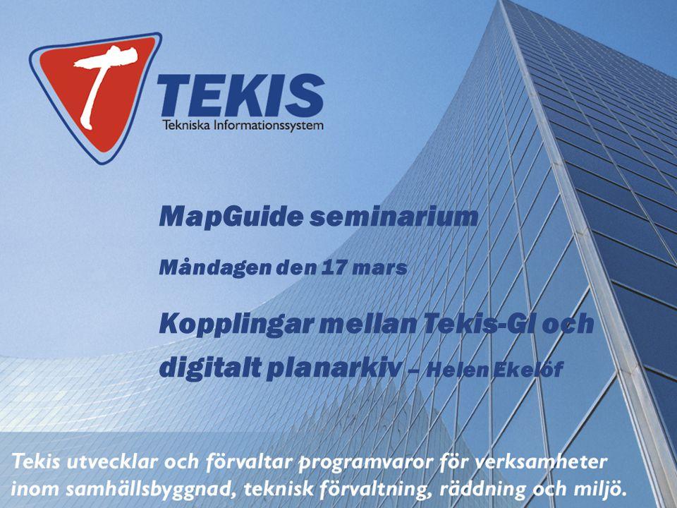Kopplingar mellan Tekis-GI och digitalt planarkiv – Helen Ekelöf