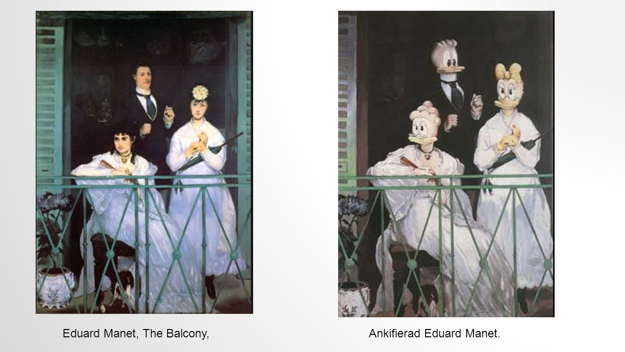 Eduard Manet, The Balcony,
