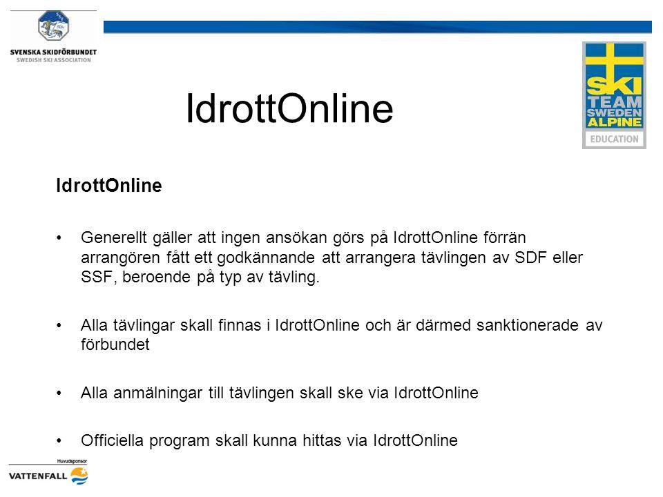 IdrottOnline IdrottOnline