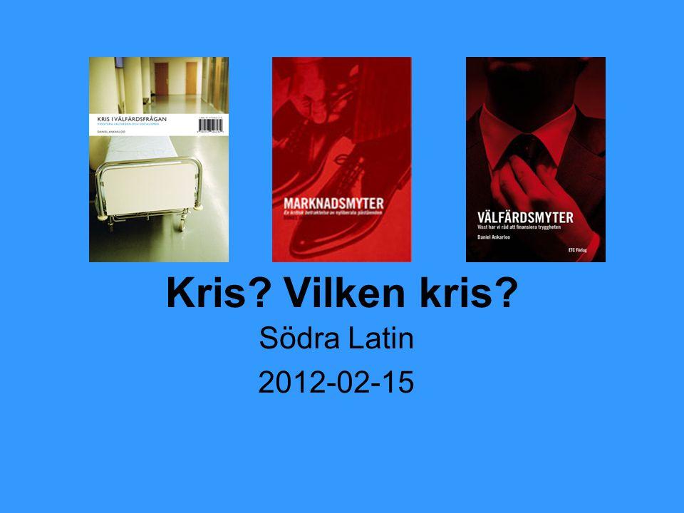 Kris Vilken kris Södra Latin 2012-02-15