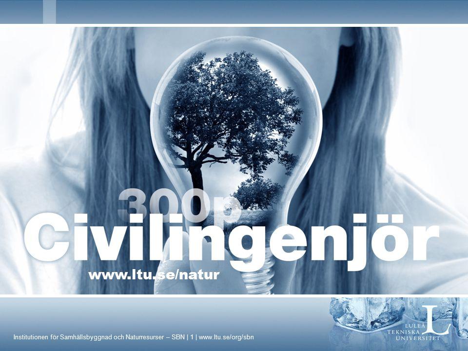 www.ltu.se/natur 1