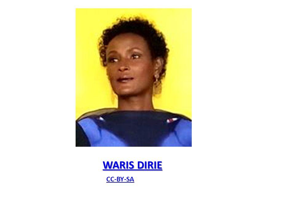 WARIS DIRIE CC-BY-SA