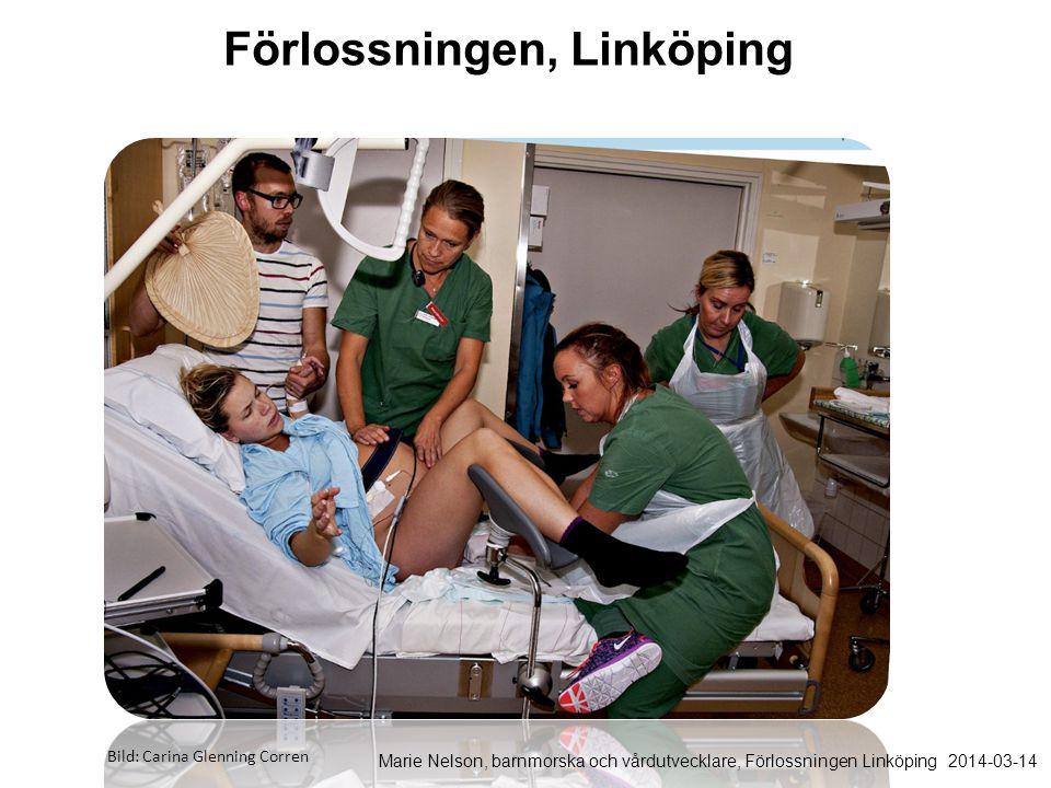 Förlossningen, Linköping