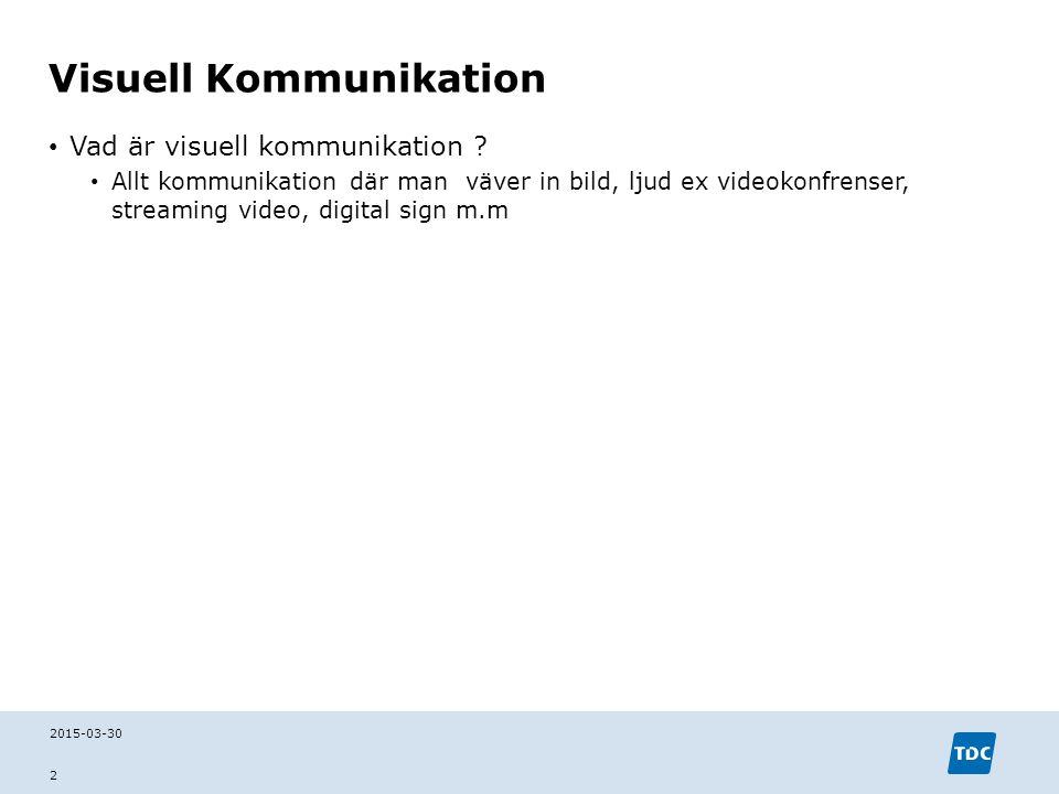 Visuell Kommunikation