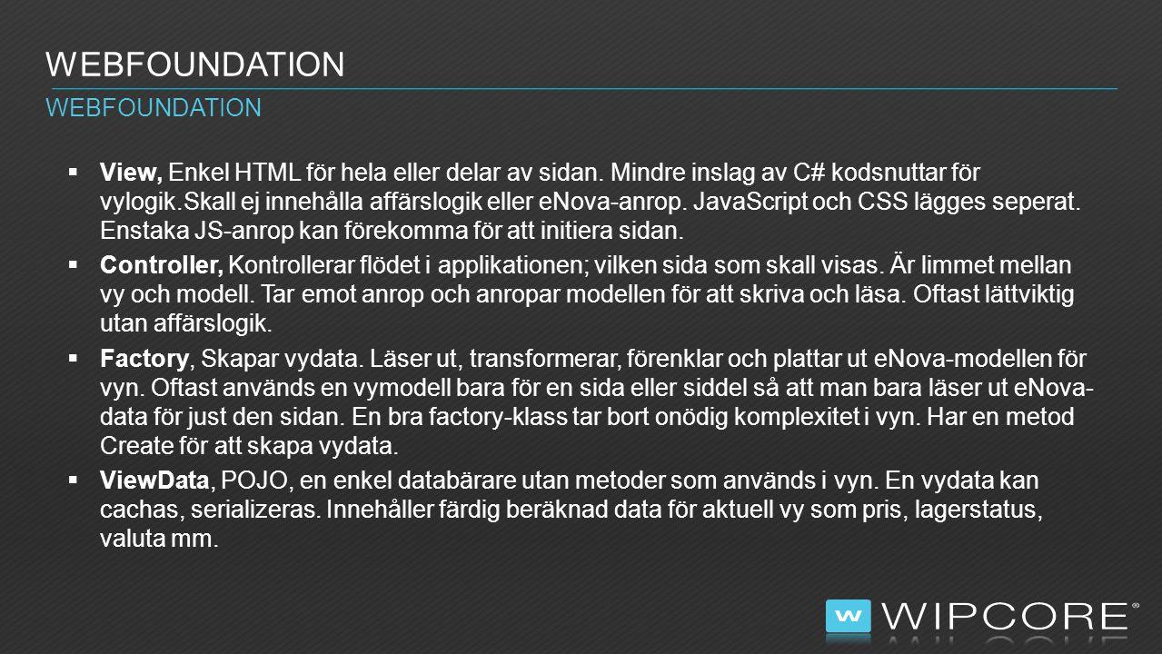 Webfoundation WebFoundation