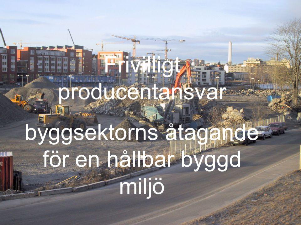 Frivilligt producentansvar