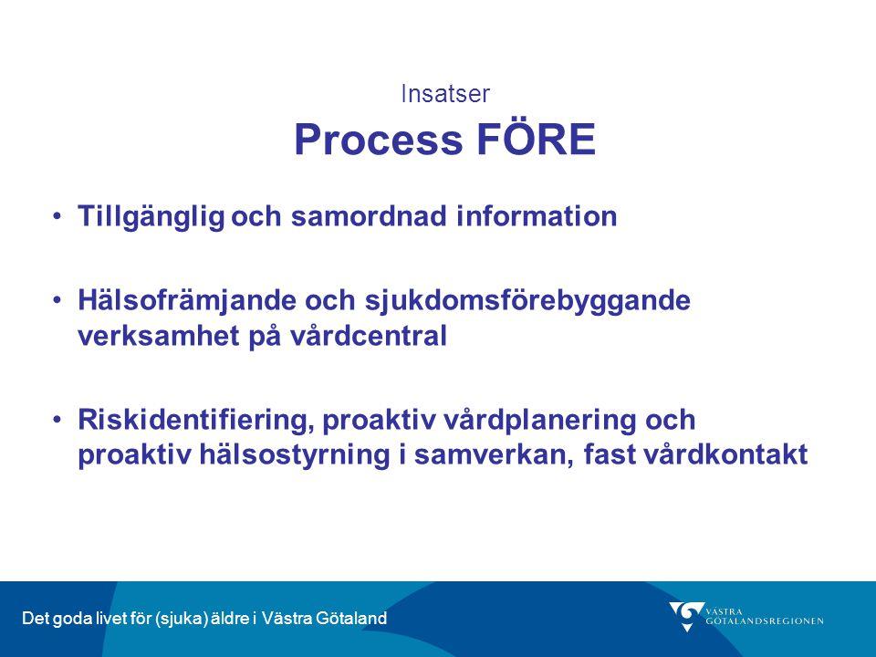 Tillgänglig och samordnad information