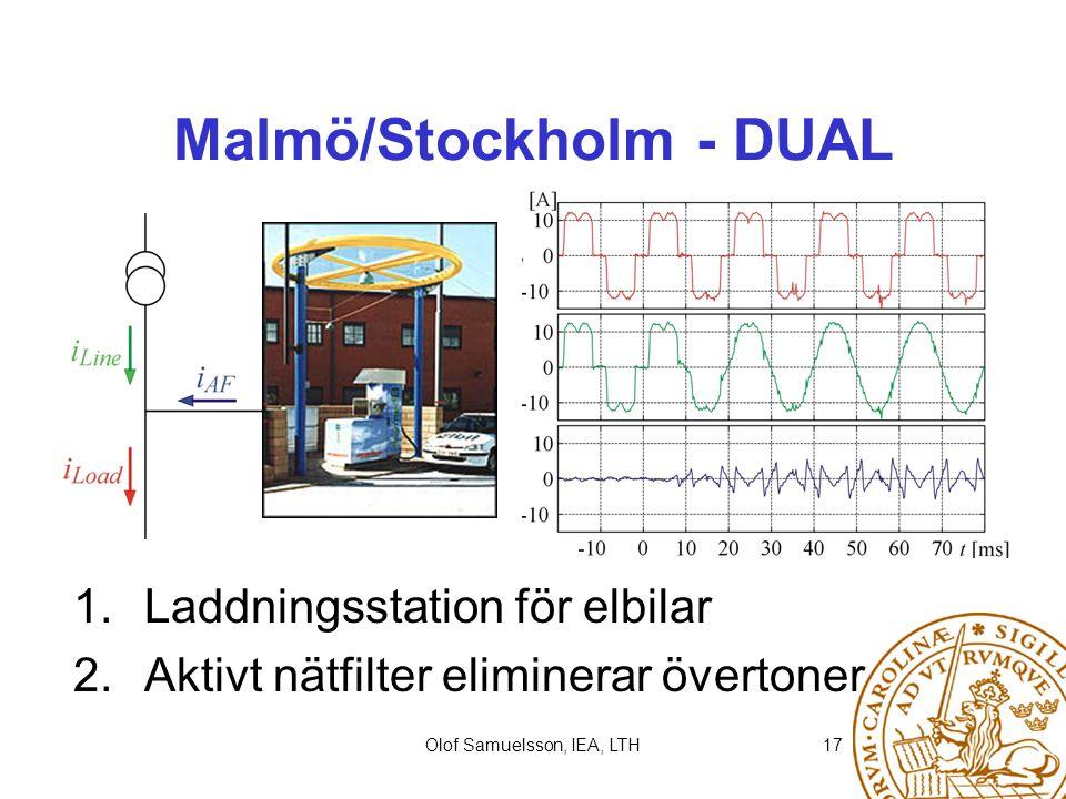 Malmö/Stockholm - DUAL