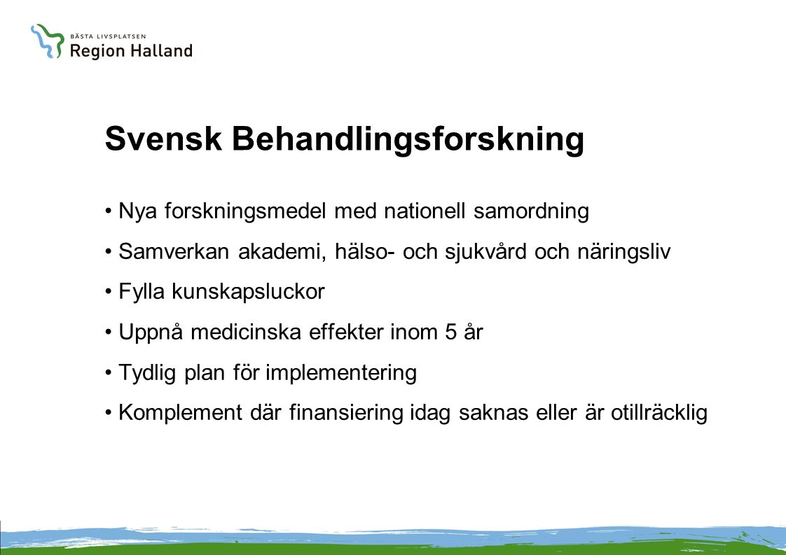 Svensk Behandlingsforskning