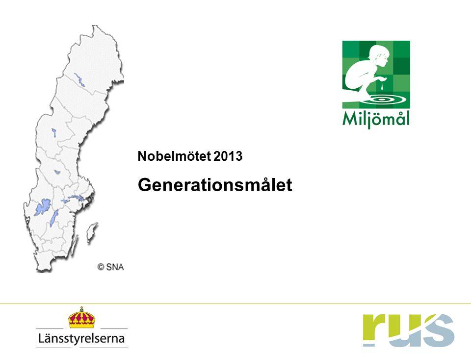 Nobelmötet 2013 Generationsmålet