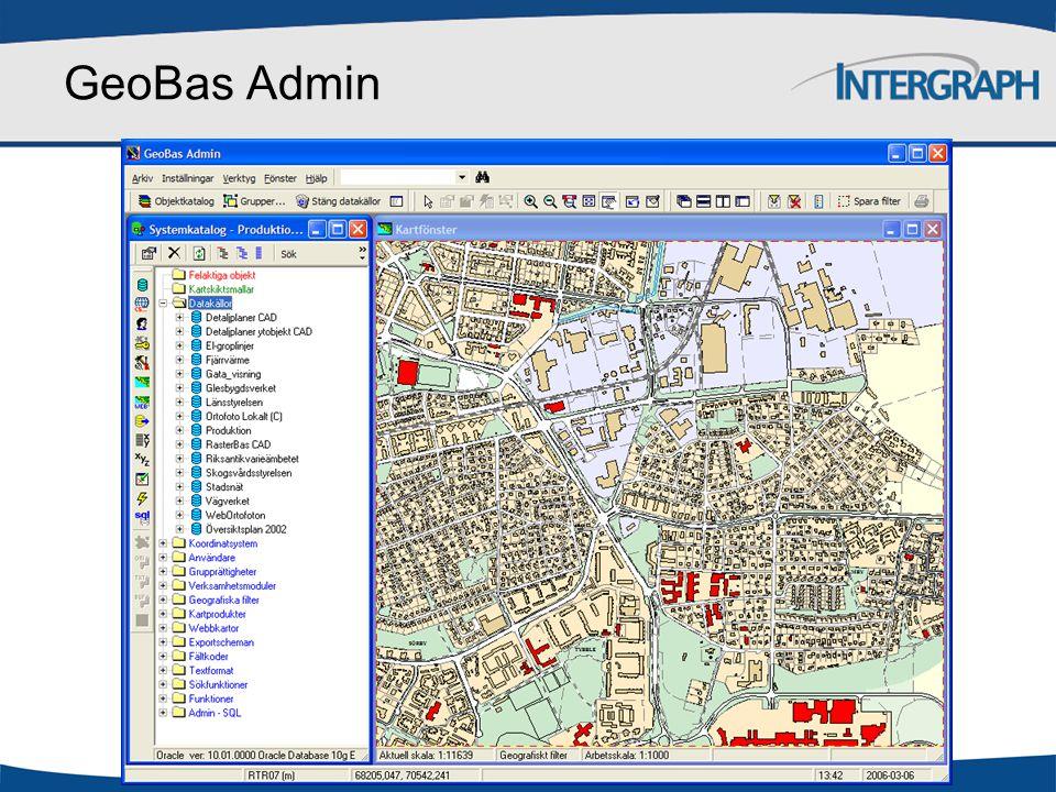 GeoBas Admin