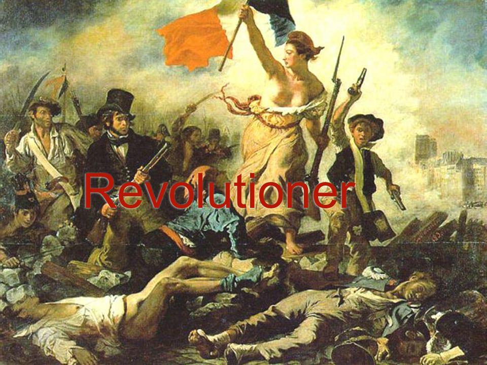 Revolutioner Revolutioner