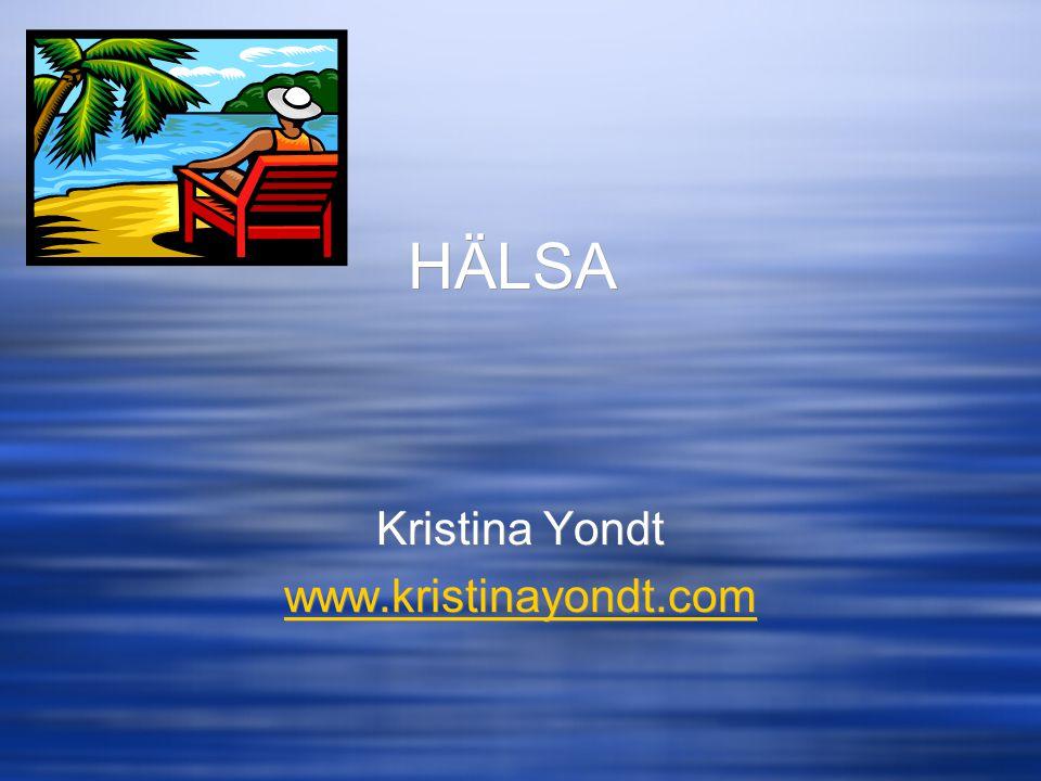 Kristina Yondt www.kristinayondt.com