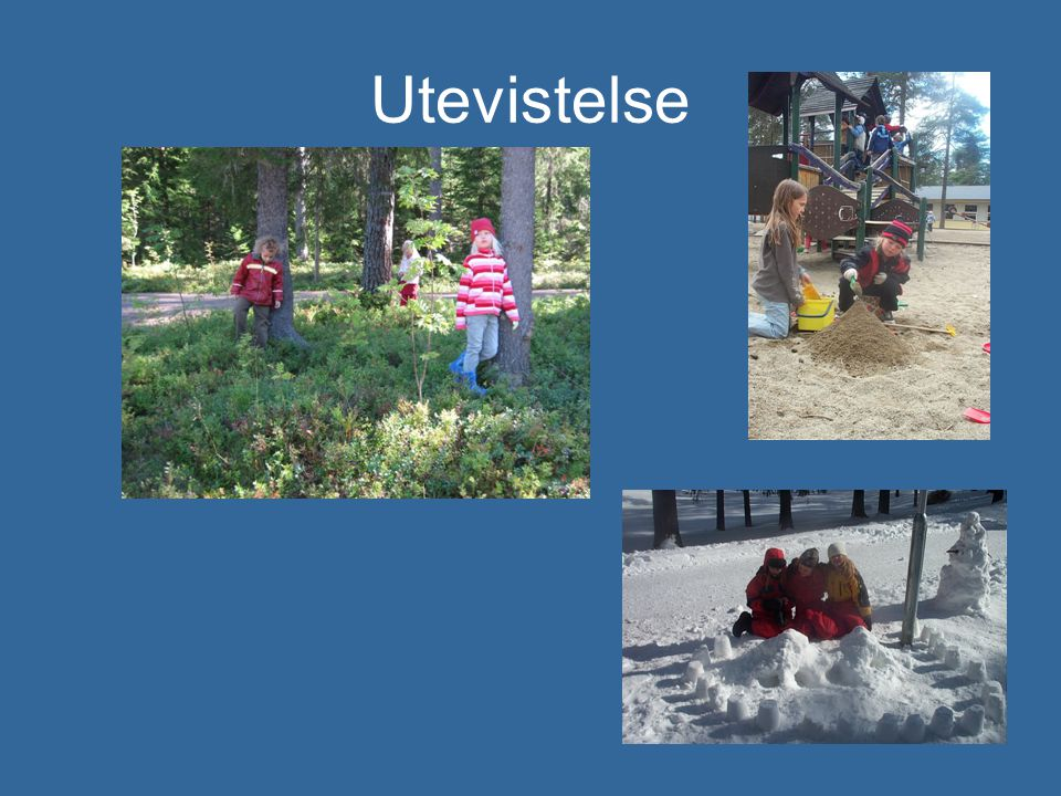 Utevistelse