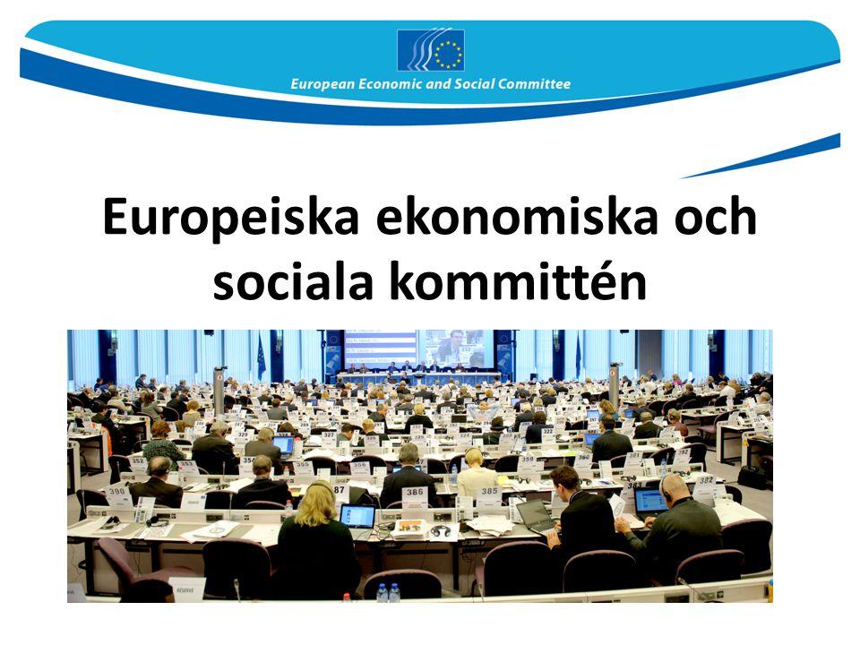 Europeiska ekonomiska och sociala kommittén