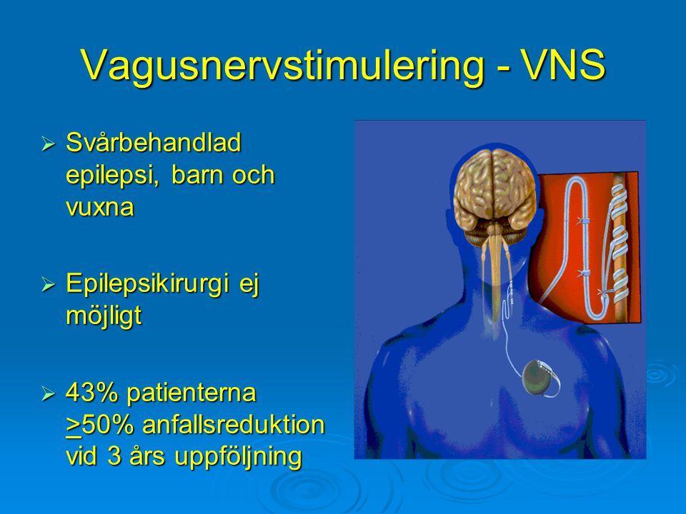 Vagusnervstimulering - VNS