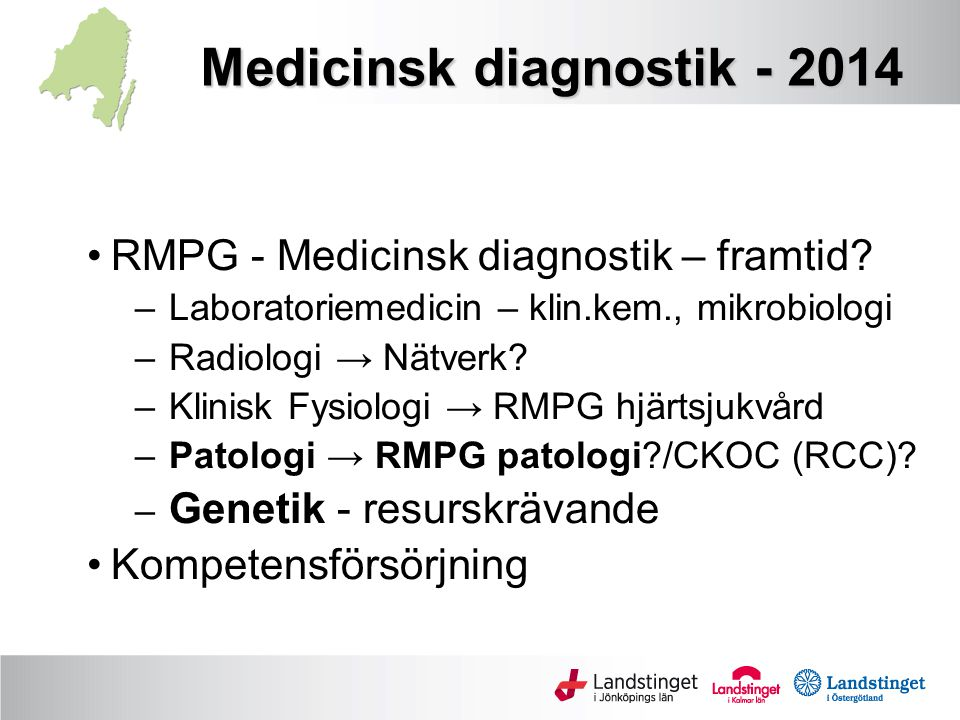 Medicinsk diagnostik - 2014