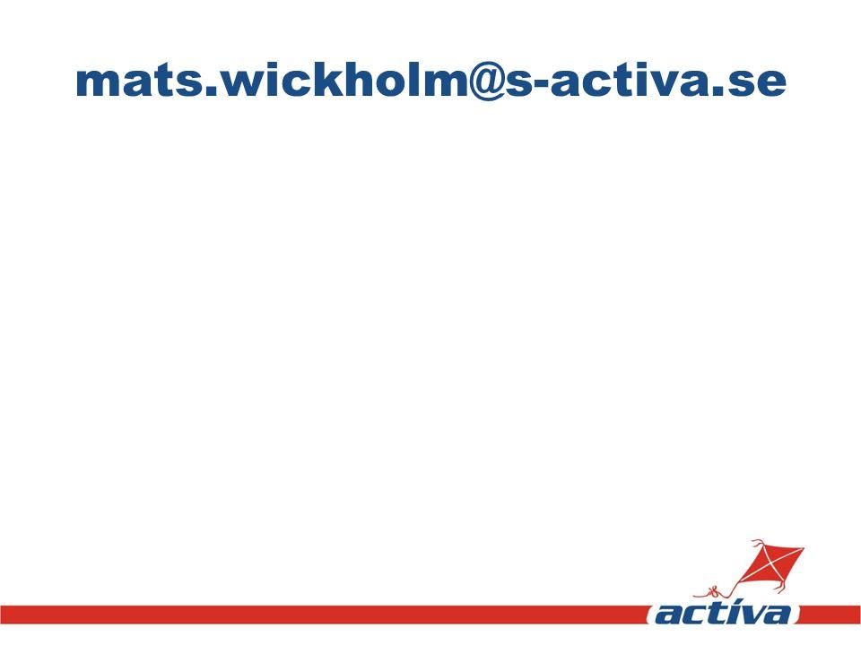 mats.wickholm@s-activa.se 1