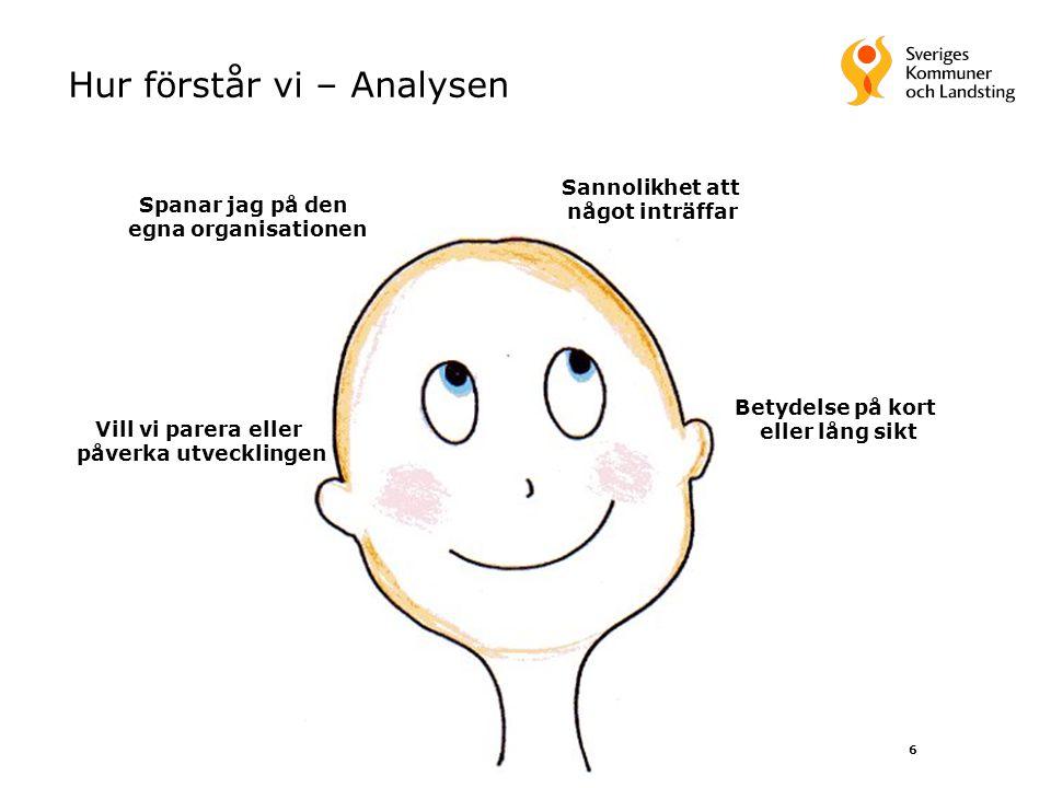 Hur förstår vi – Analysen