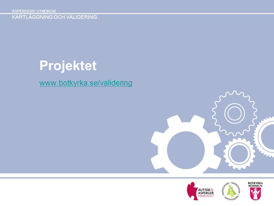 Projektet www.botkyrka.se/validering