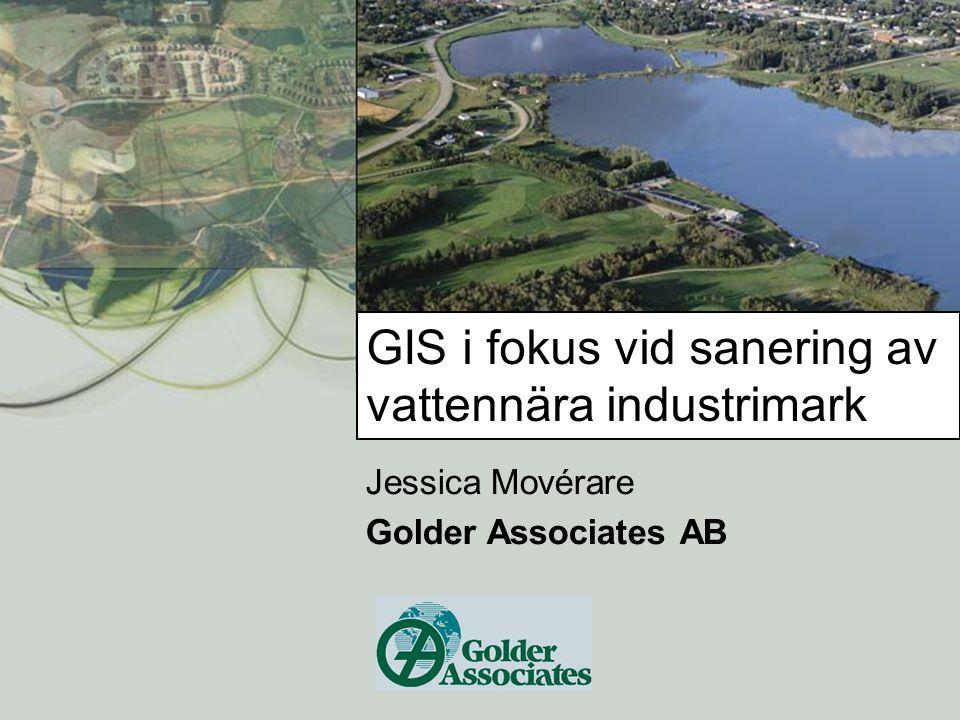 GIS i fokus vid sanering av vattennära industrimark