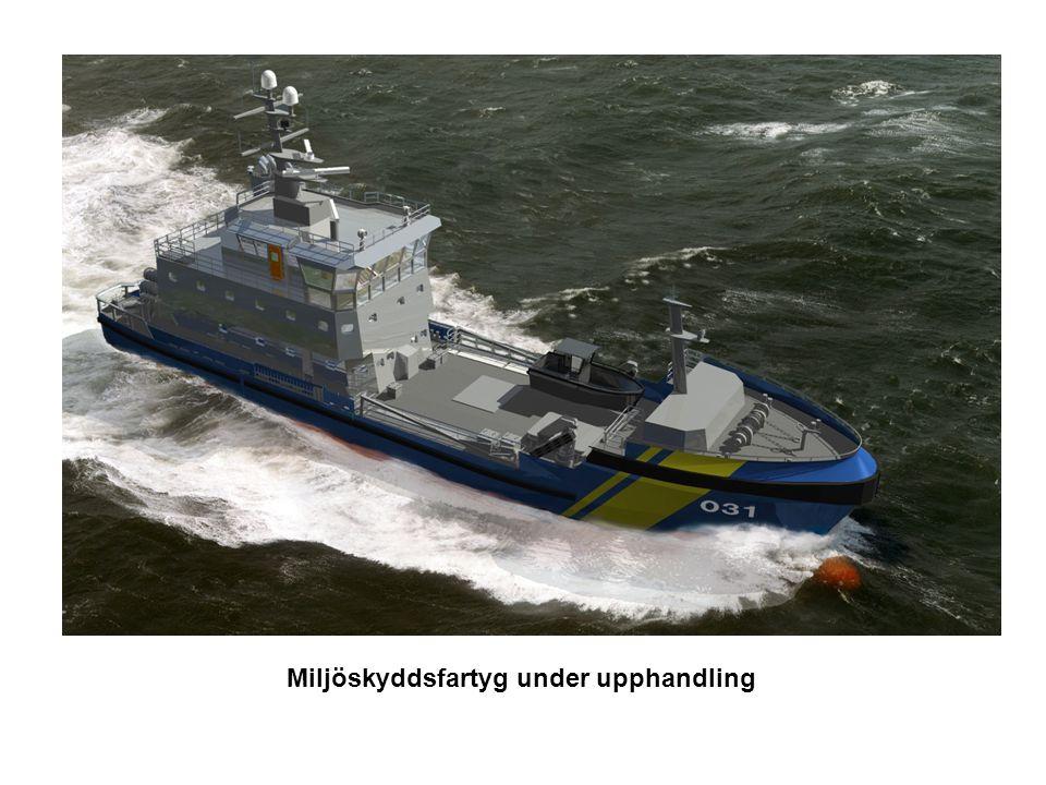 Miljöskyddsfartyg under upphandling