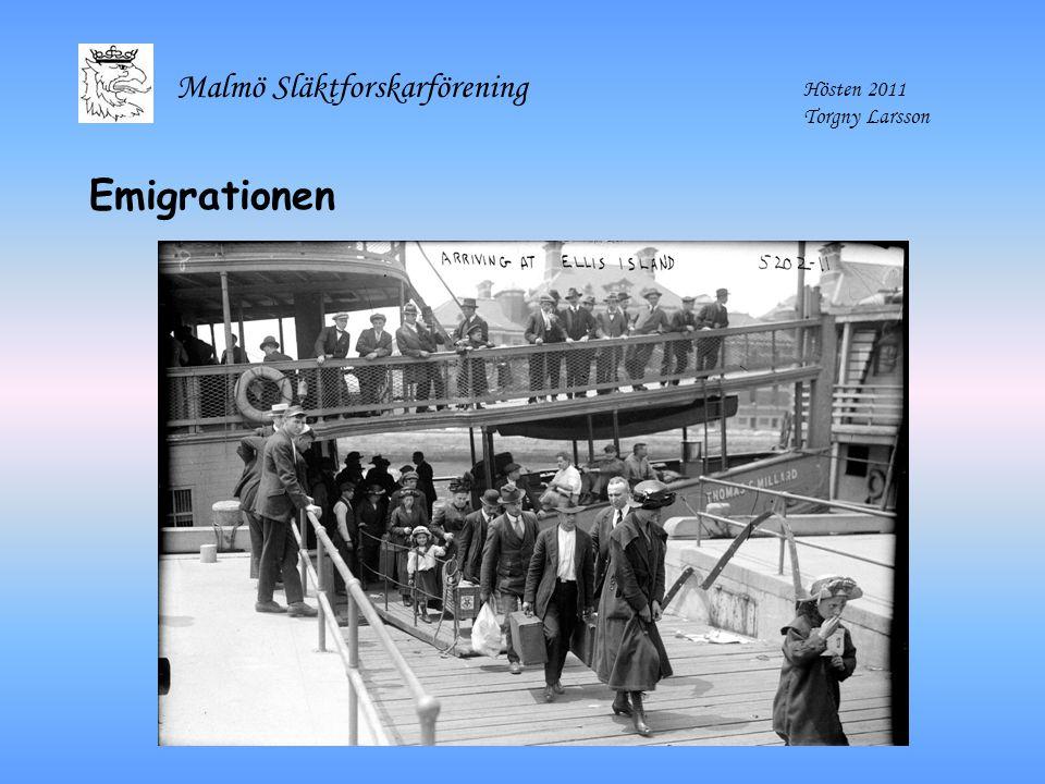 Emigrationen