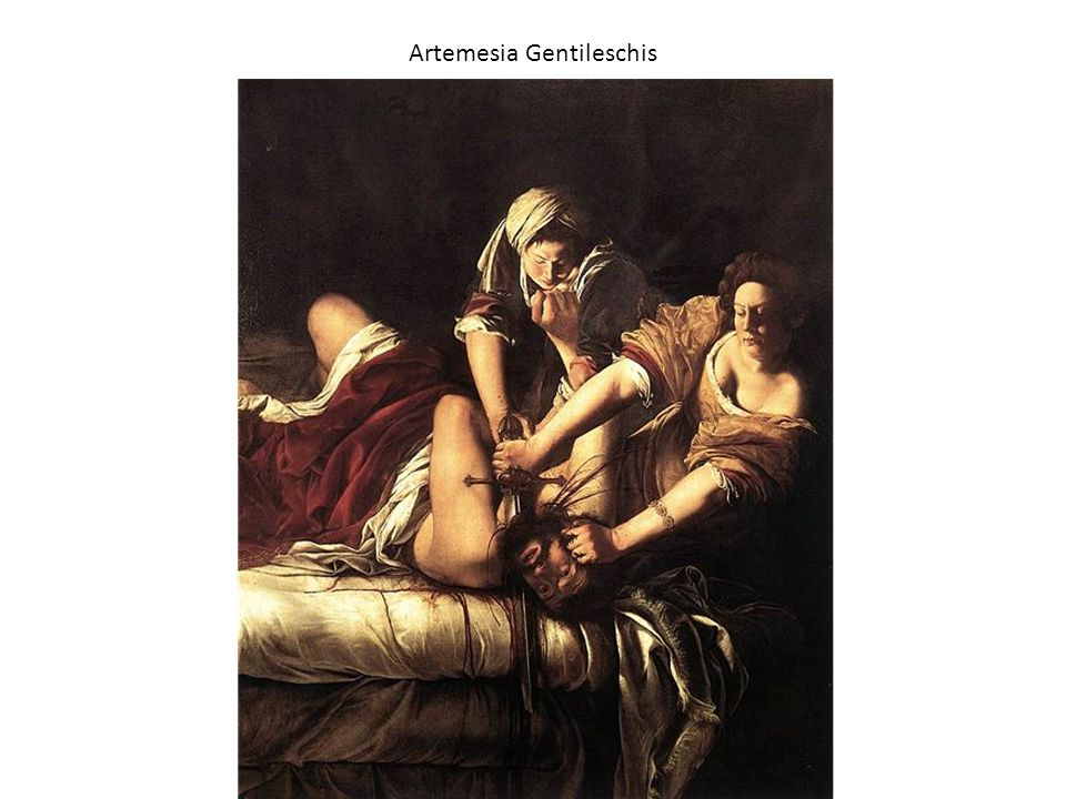 Artemesia Gentileschis